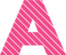 Pink-Letter-A