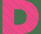 Pink-Letter-D