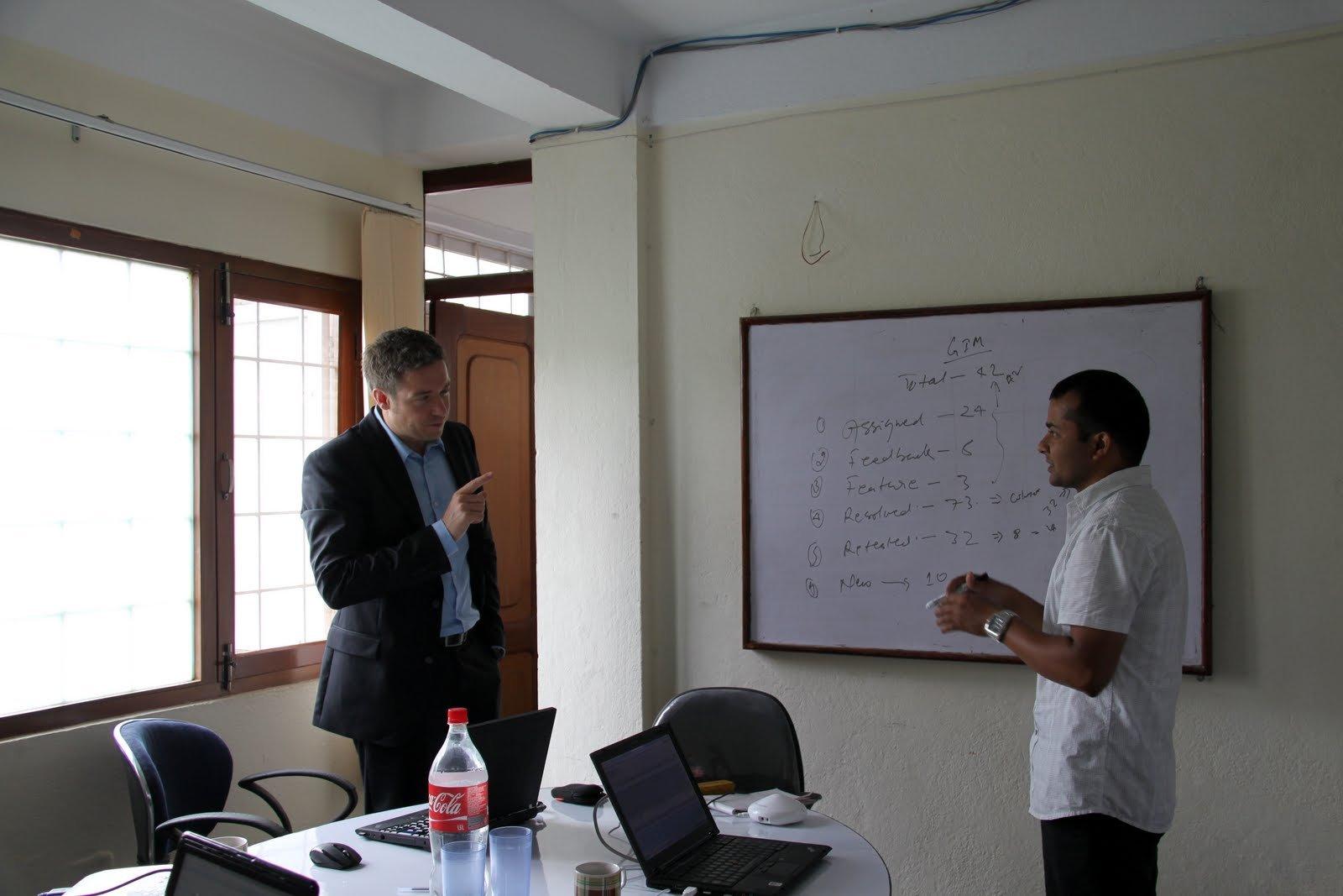 Why have a Tech Team in Kathmandu