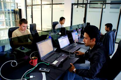 Why have a Tech Team in Kathmandu - ITONICS Office