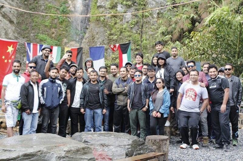 Team Activity ITONICS Nepal