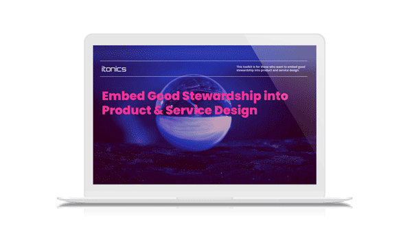 Toolkit - Innovative Product & Service Design Principles