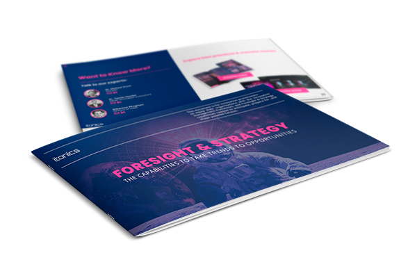 The Ultimate Toolkit about Foresight & Strategy