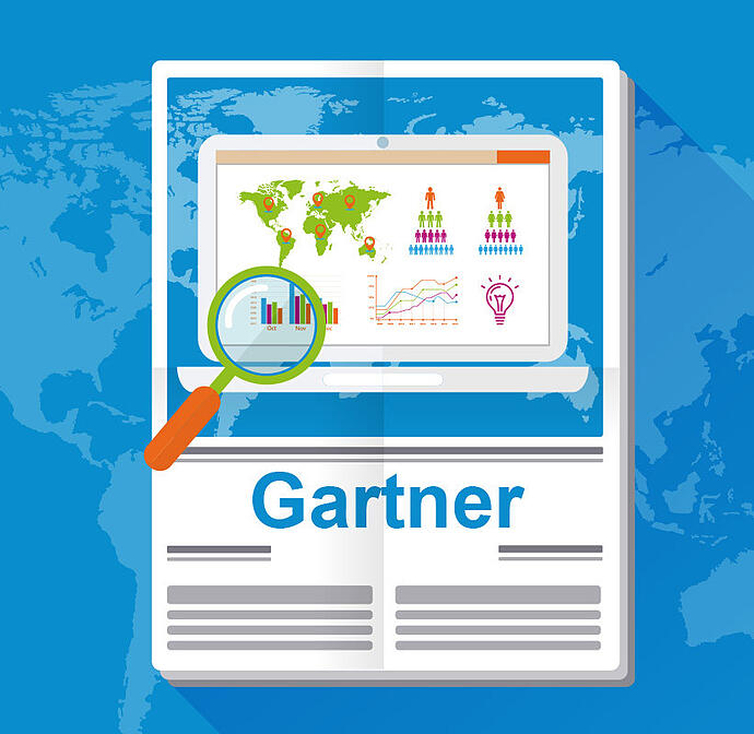 Gartner's Market Guide includes ITONICS