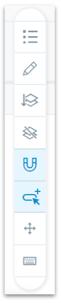 Roadmap toolbar