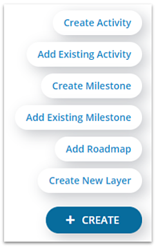 Create/Add milestone to existing roadmap