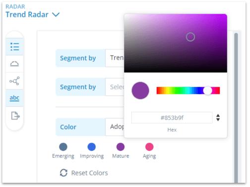 Change element attribute's colors
