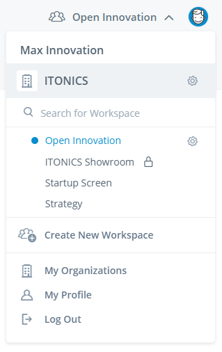 Workspace administration