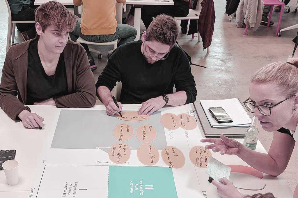 Innovation Workshop Setting