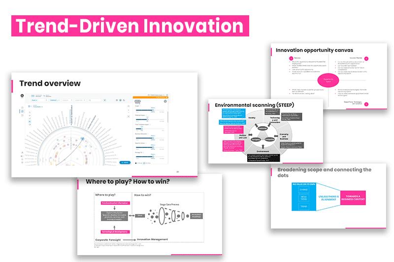 Trend-driven Innovation Campus Program