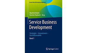 Strategic Service Business Development - Book